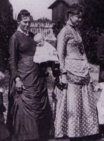 Womens Clothing 1880s Clothing Dating Landscape