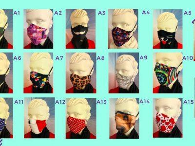 mascherine filtranti adulti