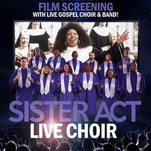 Sister Act Live Choir UK Tour 2017/2018