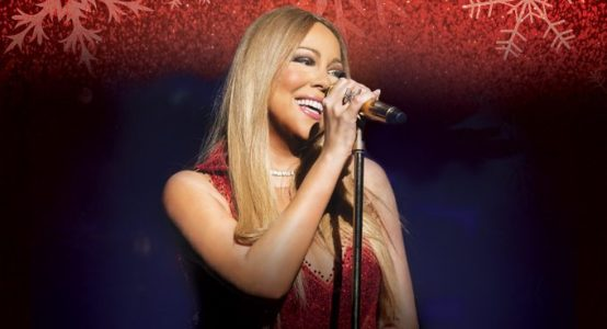 Mariah Carey's UK Christmas Tour