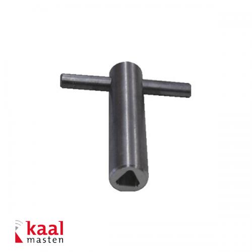 Mast-sleutel driekant M10