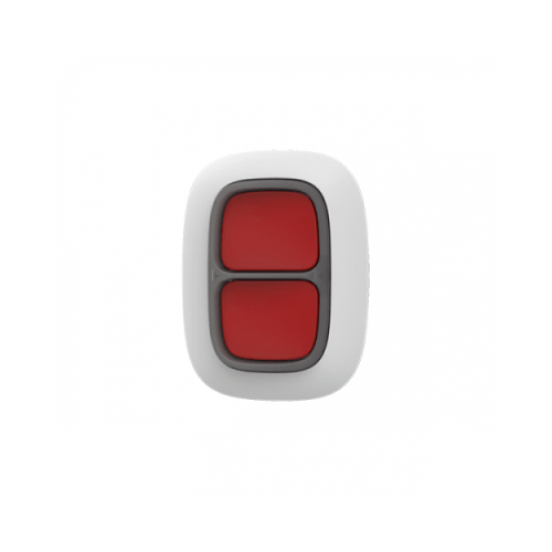 ajax alarm panic double button wit
