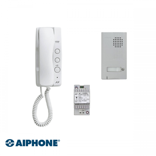Aiphone Audio set 1 appartement (DA-1MD x 1