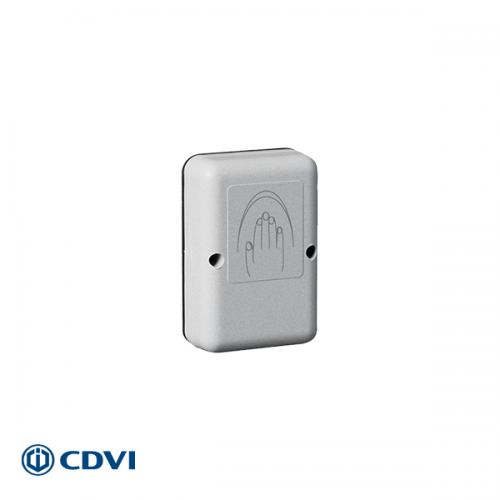 CDVI aanraakgevoelige zender 1-kanaals 433 Mhz