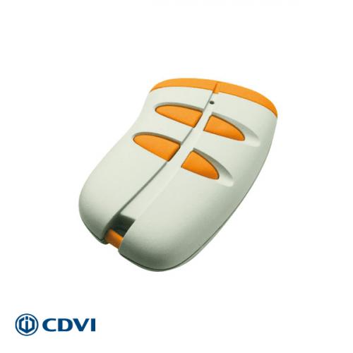 CDVI handzender 4-kanaals 433