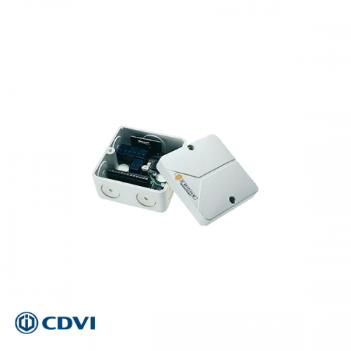 CDVI mini ontvanger 433 Mhz