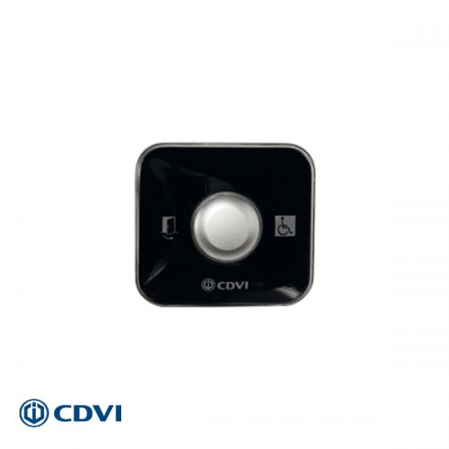 CDVI BP68LS drukknop verlicht inbouw