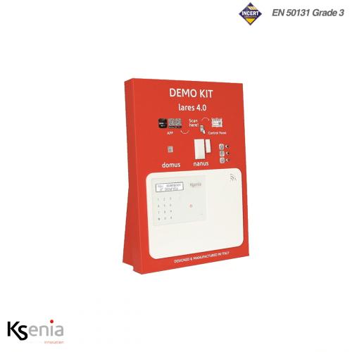 Ksenia Lares 4.0 Demo kit