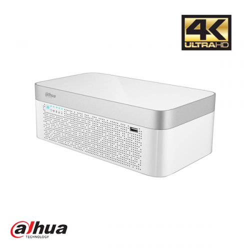 Dahua 8 Kanaals Penta-brid 4K Elegant 1U DVR incl 2 TB HDD