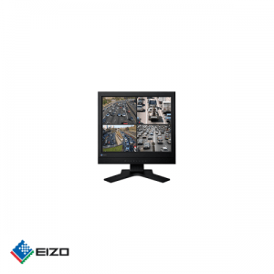 "Eizo DuraVision 17"" full HD professional TN monitor Zwart"