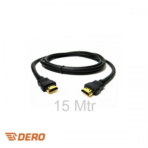 High-speed HDMI kabel 15 Meter