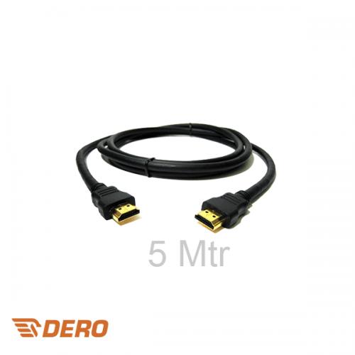 High-speed HDMI kabel 5 Meter