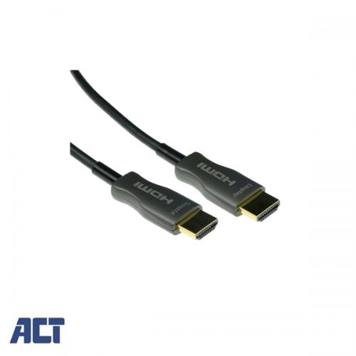 ACT 80 meter HDMI Hybride HDMI-A male - HDMI-A male