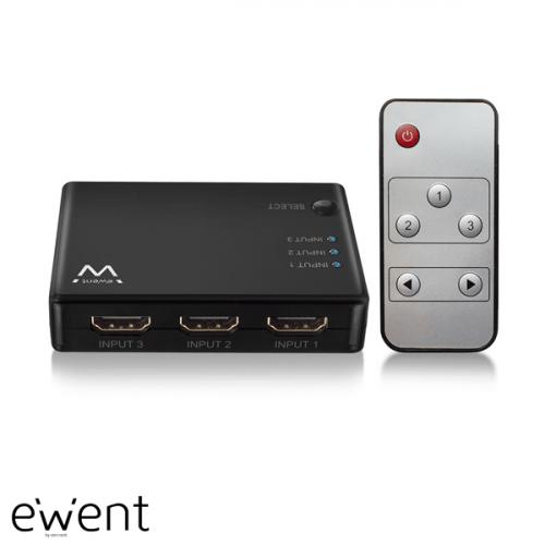 Ewent 4K HDMI Switch