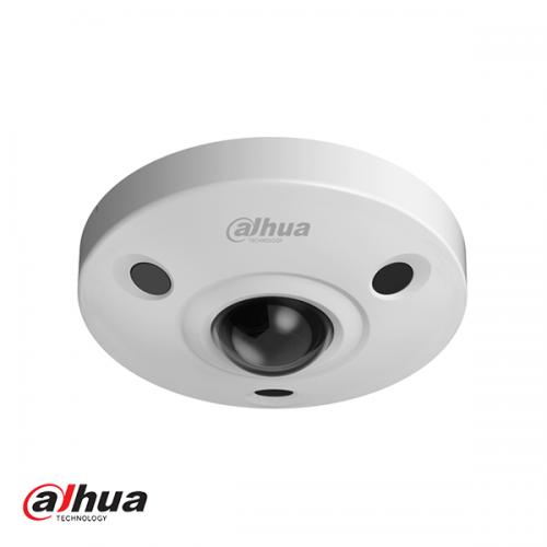 Dahua 6 Megapixel ultra HD Vandal-proof IR Network Fisheye Camera micro met SD slot