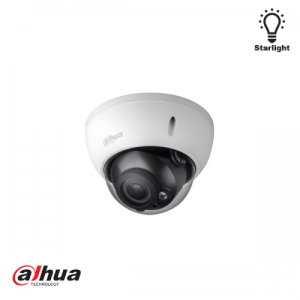 Dahua 2MP Starlight HDCVI IR Dome Camera