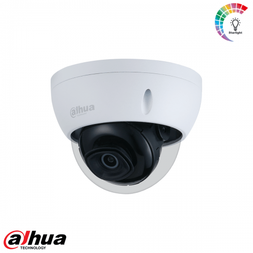 Dahua 4MP Lite AI Full-color Dome Network Camera 3.6mm