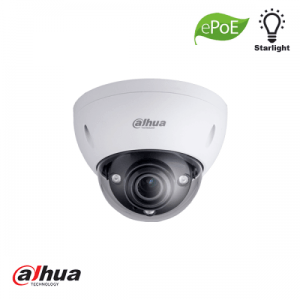 Dahua 2MP IR Starlight Face Detection dome camera