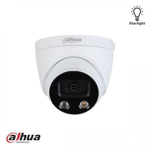 Dahua 5MP WDR IR Eyeball AI en Active Deterrence Network Camera 2.8mm
