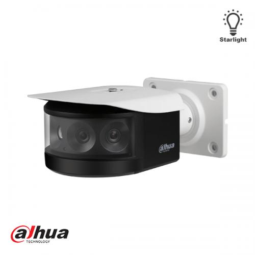 Dahua 4x2MP Multi 180 graden lens Panoramic IR bullet camera