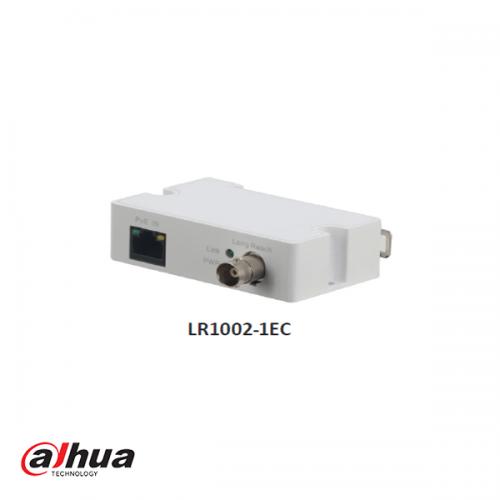 Dahua Single-Port Long Reach Ethernet over Coax Receiver