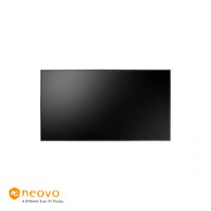 """Neovo 55"""" Slim Bezel 4K Signage LED monitor"""