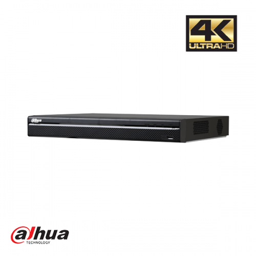 Dahua 16CH 4K H.265 Network Video Recorder incl 2TB HDD