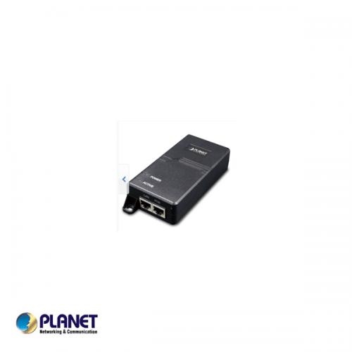Single Port 10/100/1000Mbps Ultra POE Injector (60 Watts)