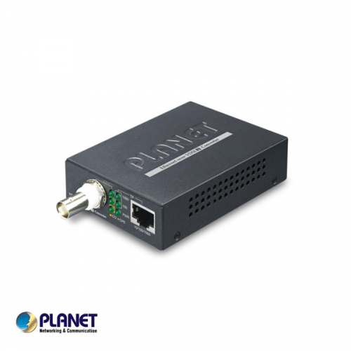 Planet High Performance Gigabit Ethernet over Coaxial