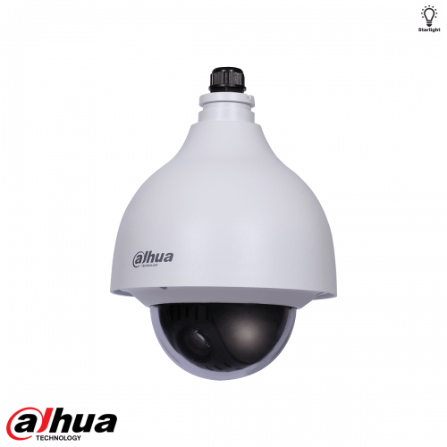 Dahua 2MP HD-CVI 15x zoom PTZ Starlight dome camera