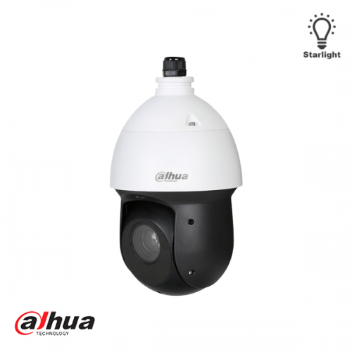 Dahua 4MP 25x Starlight IR 4G AI PTZ camera