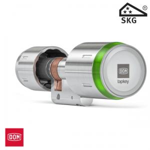DOM TAPKEY BOX: incl. PRO dubbele cilinder glasdeurversie