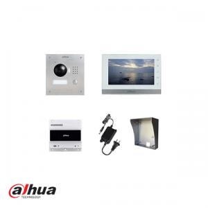 Dahua 2-wire intercom kit met opbouw behuizing