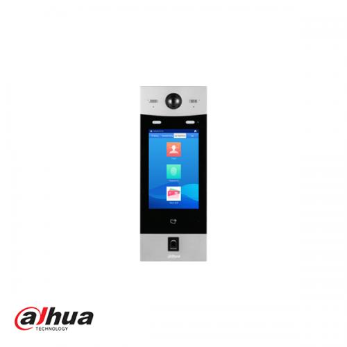 "Dahua IP video intercom 10"" touchscreen met gezichtsherkenning"