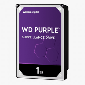 Western Digital 1 TB Purple HDD