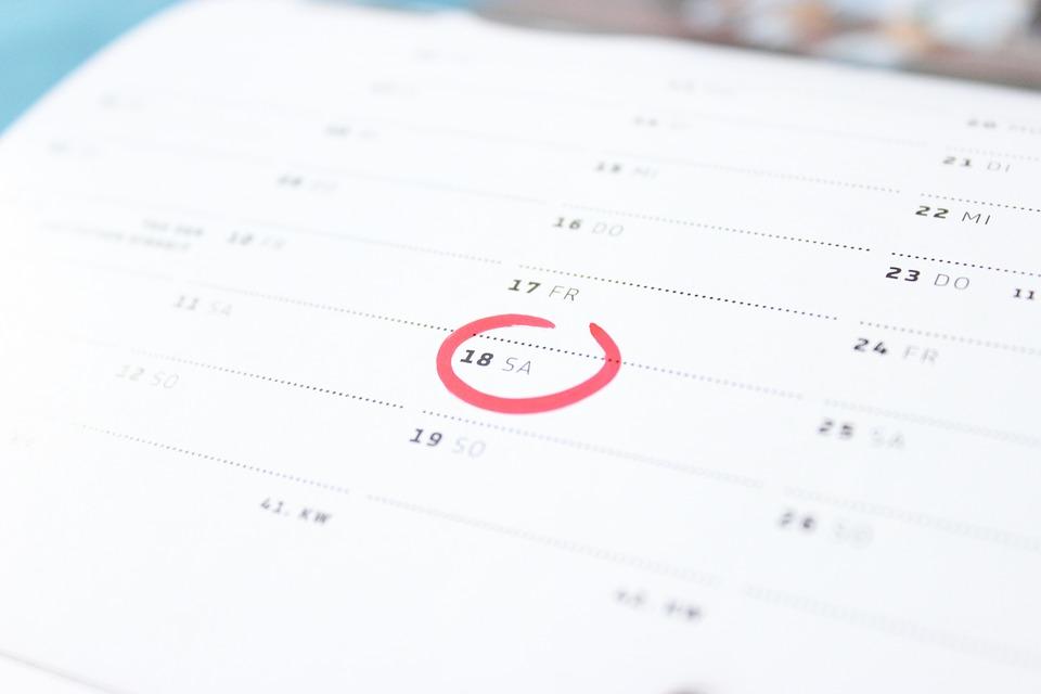 平日 カレンダー 不倫