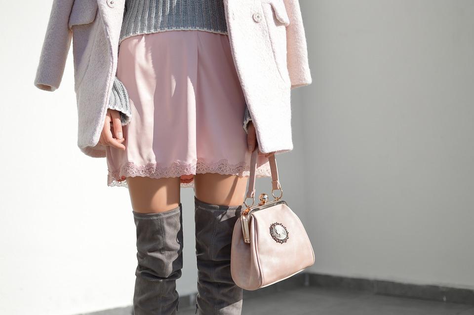 女性 ミニスカート バッグ