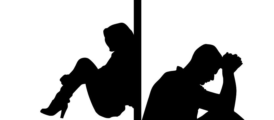 離婚 分離 関係 引数 競合 不幸なカップル 危機 分裂