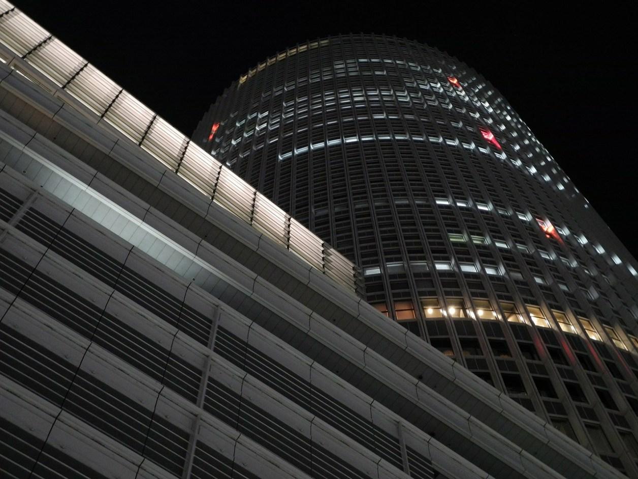 セントラルタワーズ オフィス 名古屋 日本 アーキテクチャ スカイライン タワー