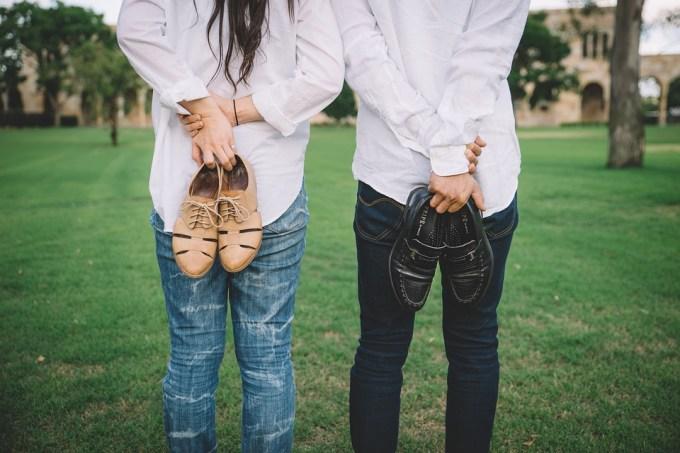 カップル 靴 カップルの靴 結婚式 ガール フレンド ボーイ フレンド