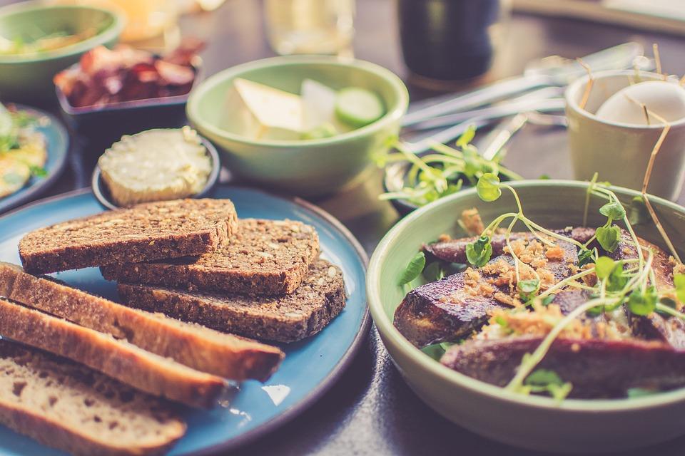 パン 朝食 夕食 健全です 料理 おいしい 皿 食品 健康 自家製 昼食 食事