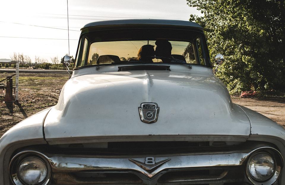 車 クラシックカー 車両 自動車 ビンテージ 古典的な 古い レトロ デザイン アメリカ