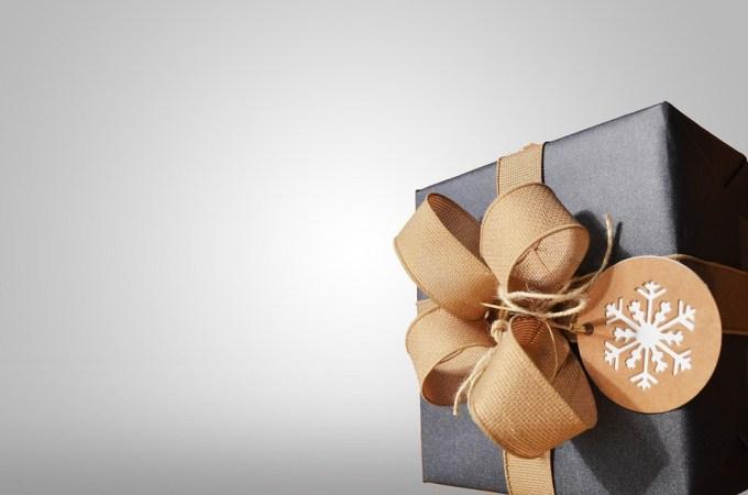本 ギフト ボックス 弓 リボン ブラック パッケージ クリスマス