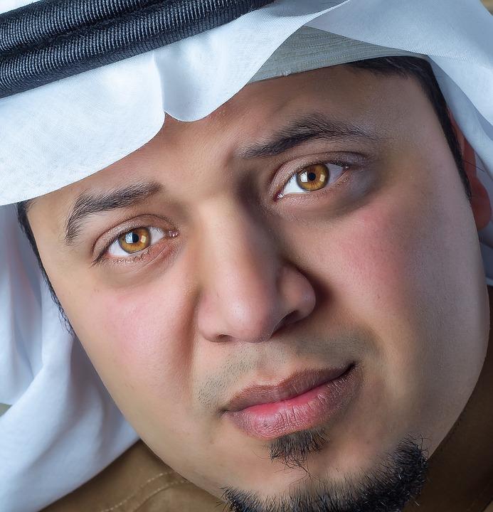 男 肖像画 アラビア 若いです サウジアラビア カメラマン