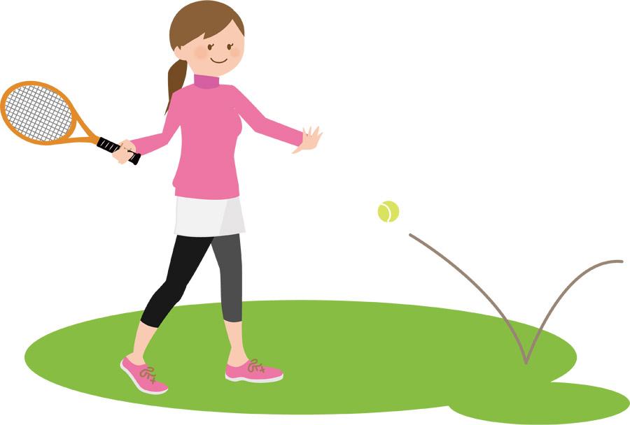 テニススクール 女性 不倫