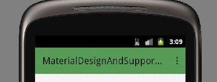 AppCompat ToolBar