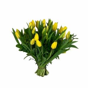 Gele tulpen | Boeket Sunny | Uwbloemenman,nl