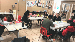 Refugee Student Resource Program in partnership with South Sudanese Community Center of San Diego