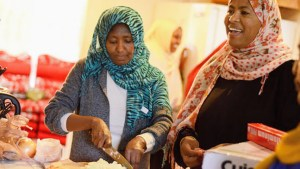 East African Entrepreneur Women Vocational Catering Program Bilal and Baraka (Beginning and Blessing) at UWEAST