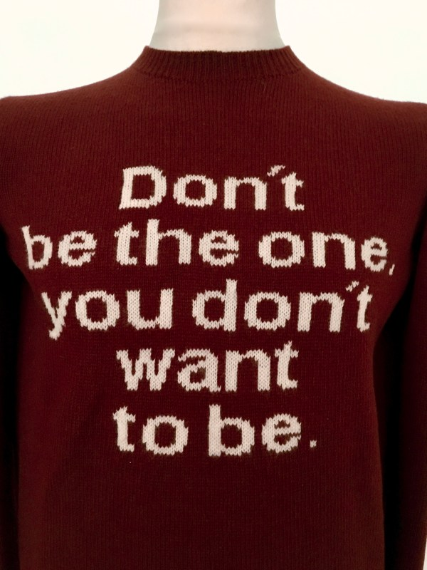 Don t be ...